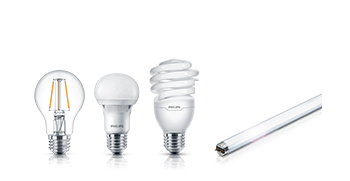 lighting bulbs, CFL, Energy savers, HID, Tube light,
