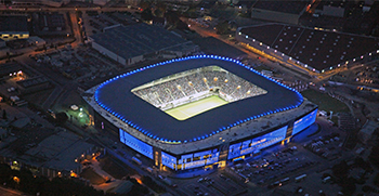 sports lighting, arena lighting, field lighting, track ligting, sports arena, stadium lighting
