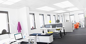 office lighting, LED lighting, Lighting systems,